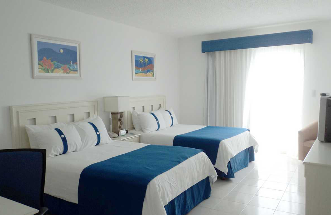 Paquete Hotel Holiday Inn Cancún Arenas | Altus Tours