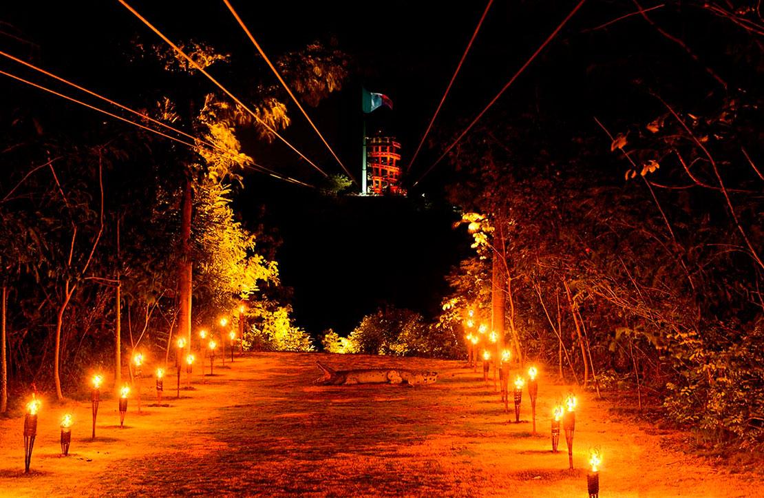 Xplor fuego | Cancun City & Tours