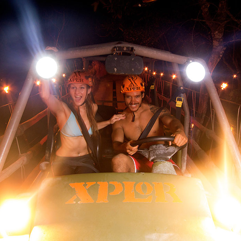 Xplor fuego | Altus Tours Cancun