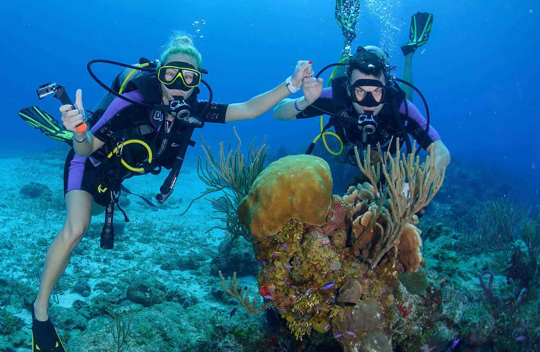 Full Scuba Diving Certification   Cancun City & Tours