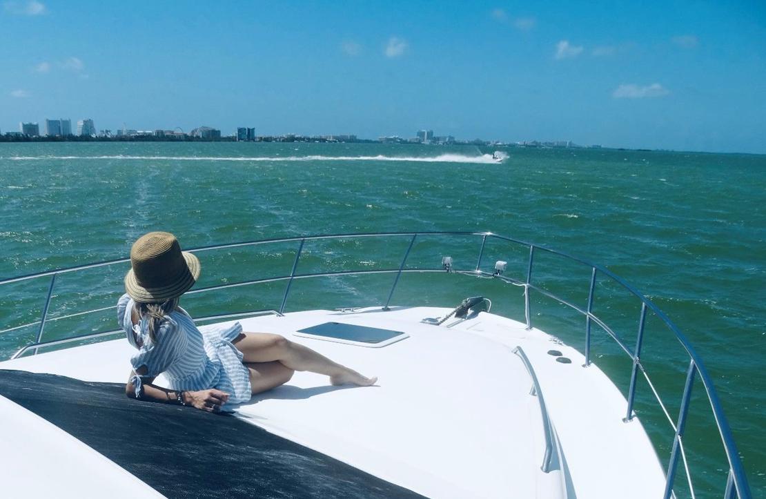 SeaRay 46 | Cancun City & Tours