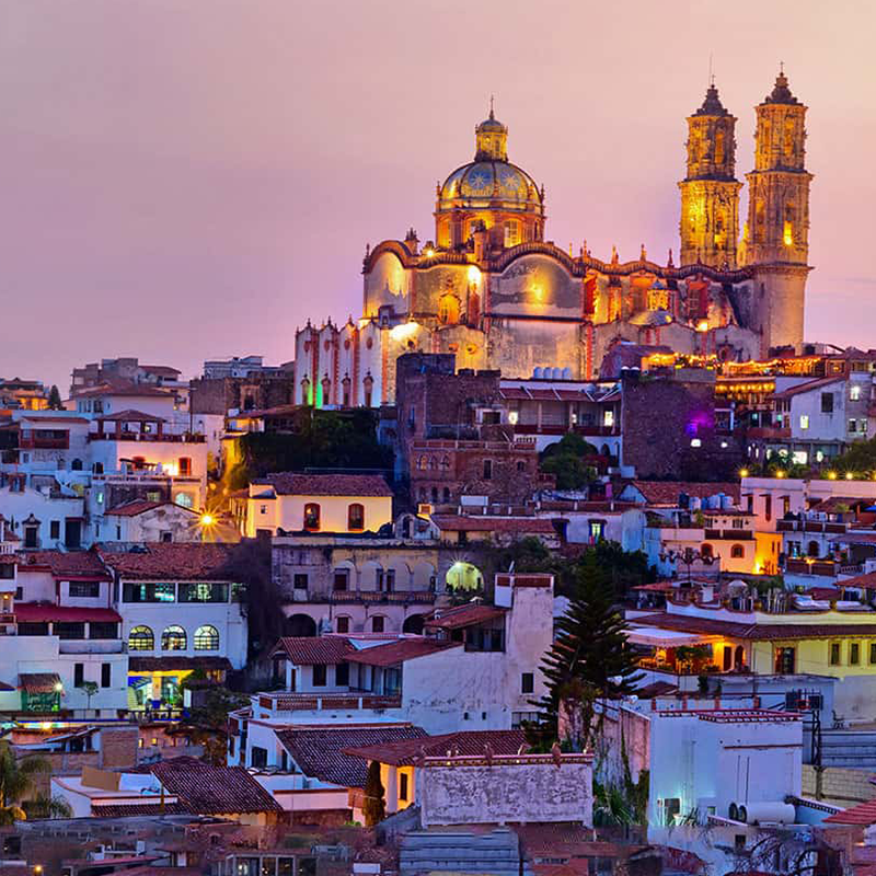 Taxco & Cuernavaca from Mexico City | Altus Tours Cancun