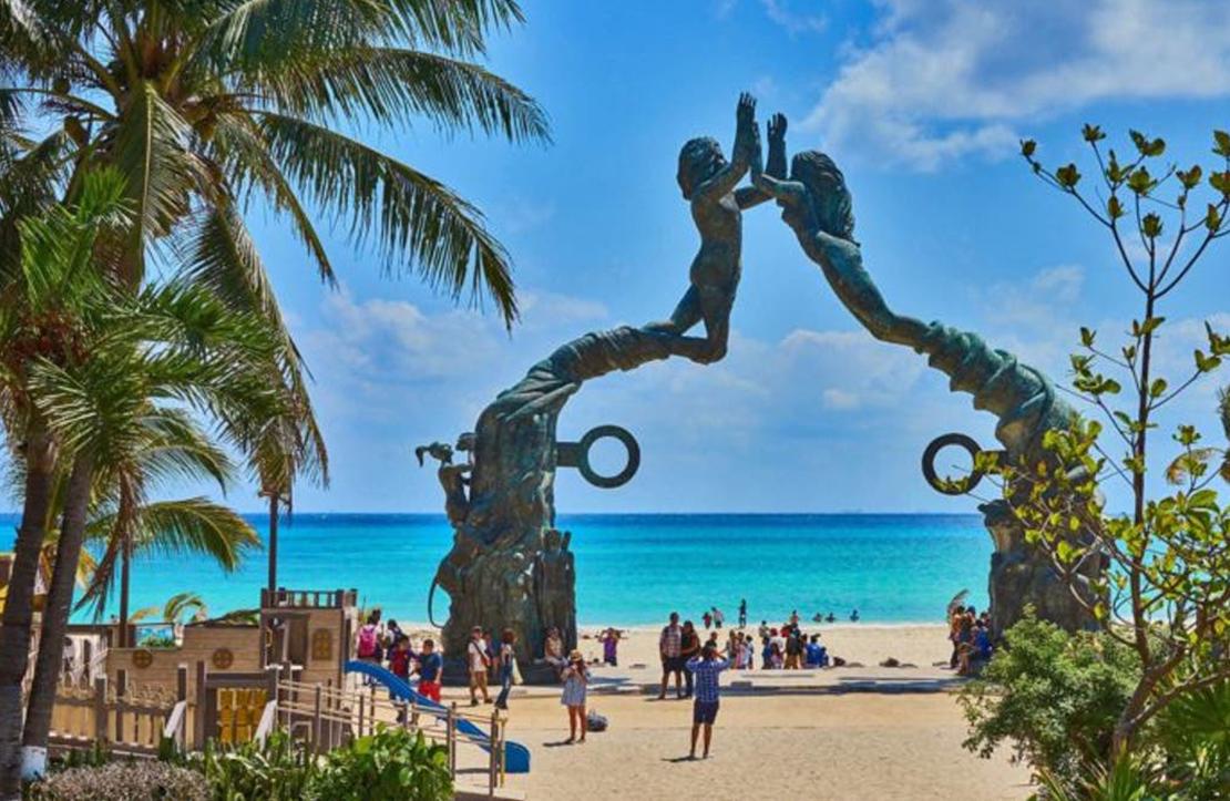 Tour 4x1: Tulum + Coba + Cenote | Cancun City & Tours
