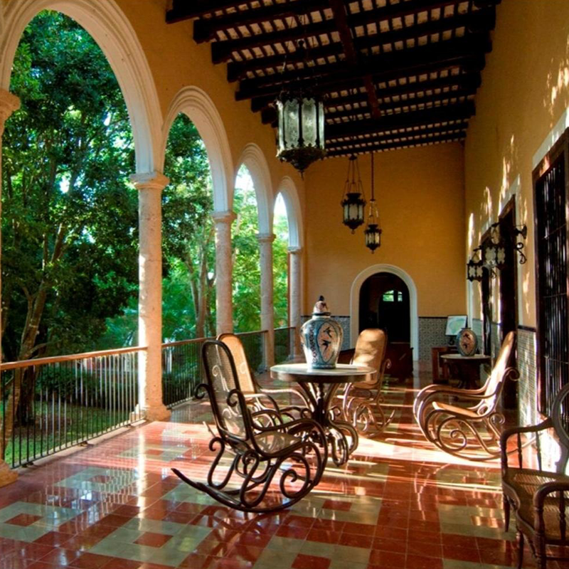 Tour in henequen hacienda Sotuta de Peón | Altus Tours Cancun