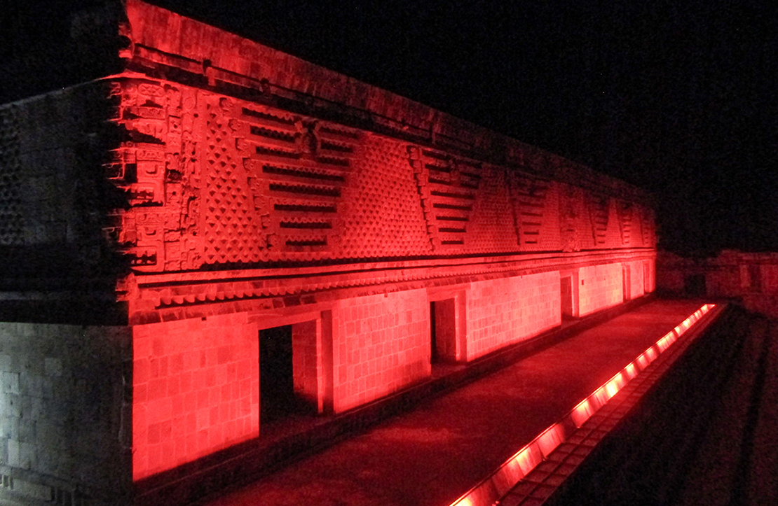 Uxmal tour with light and sound show | Cancun City & Tours