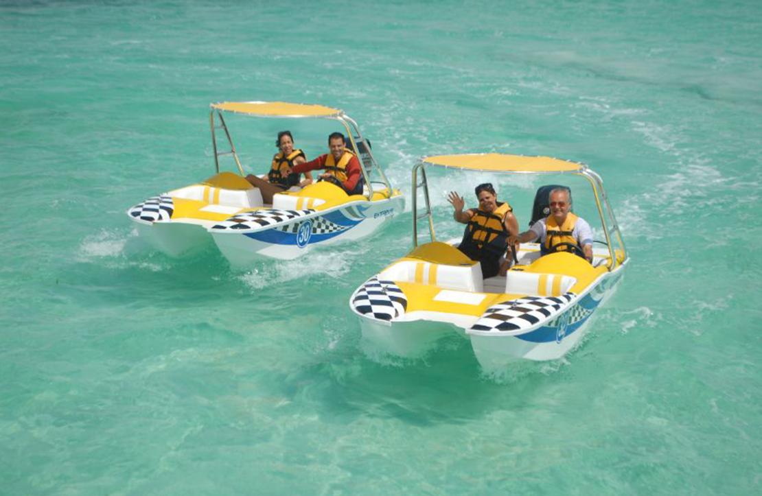 Jungle Tour Prestige  | Cancun City & Tours