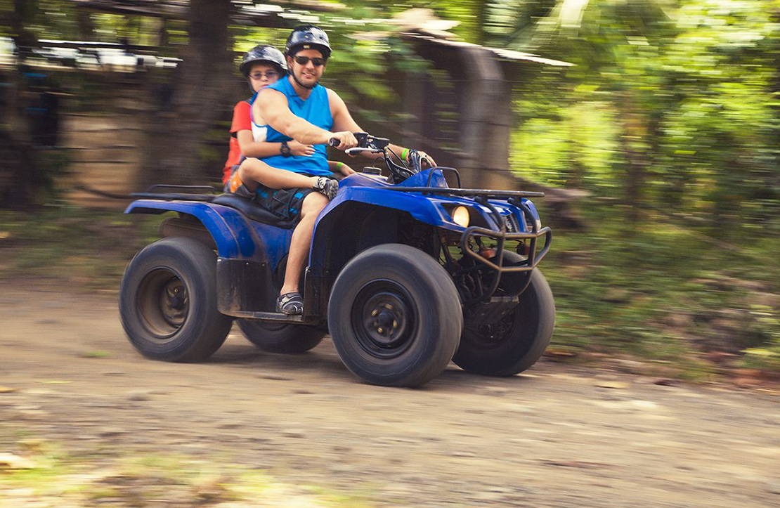Amazing Combo ATV Shared  | Cancun City & Tours