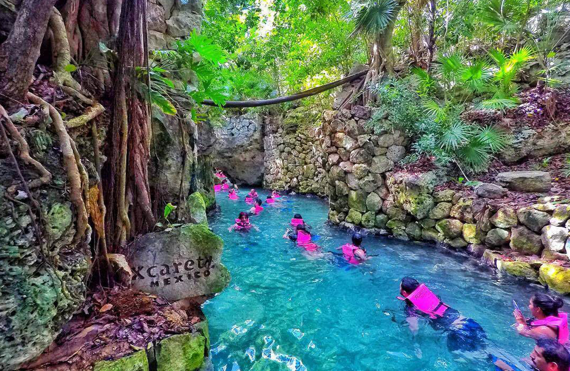 Xcaret Park | Cancun City & Tours
