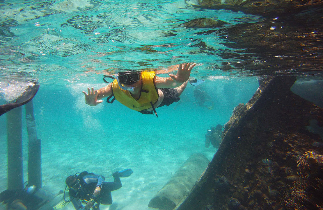 Combo Swim, Fly and Ride  | Cancun City & Tours