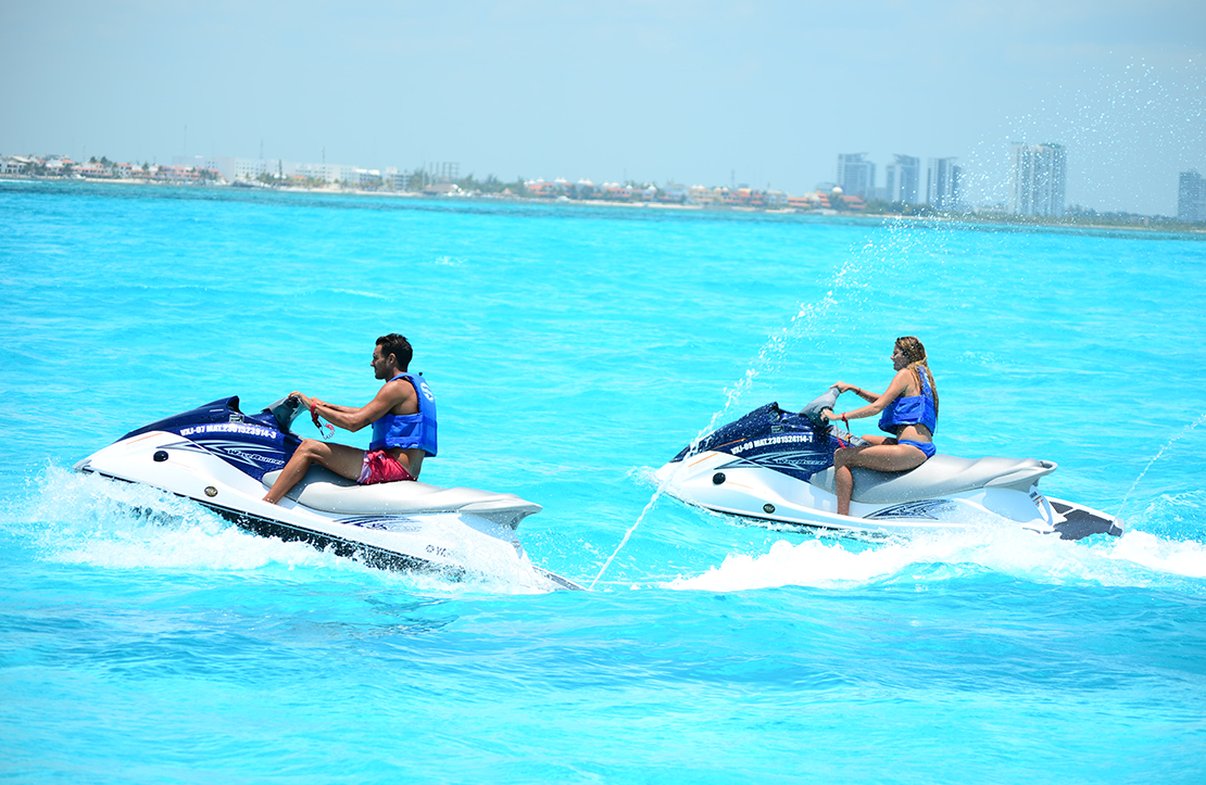 Combo  Fly and Ride    Cancun City & Tours