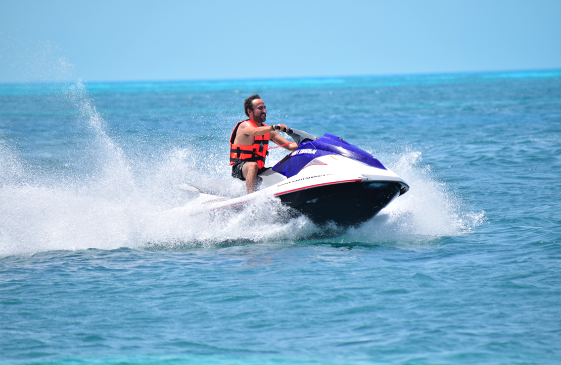 Combo  Swim and Ride  | Cancun City & Tours