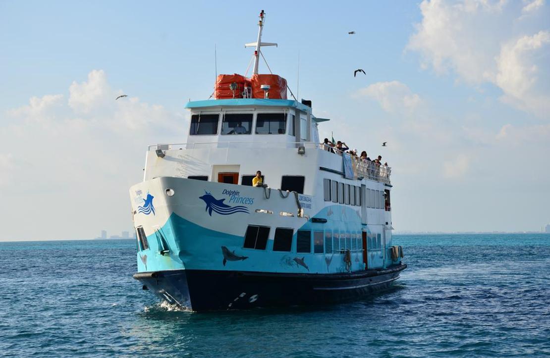 Tour isla Discovery    Cancun City & Tours