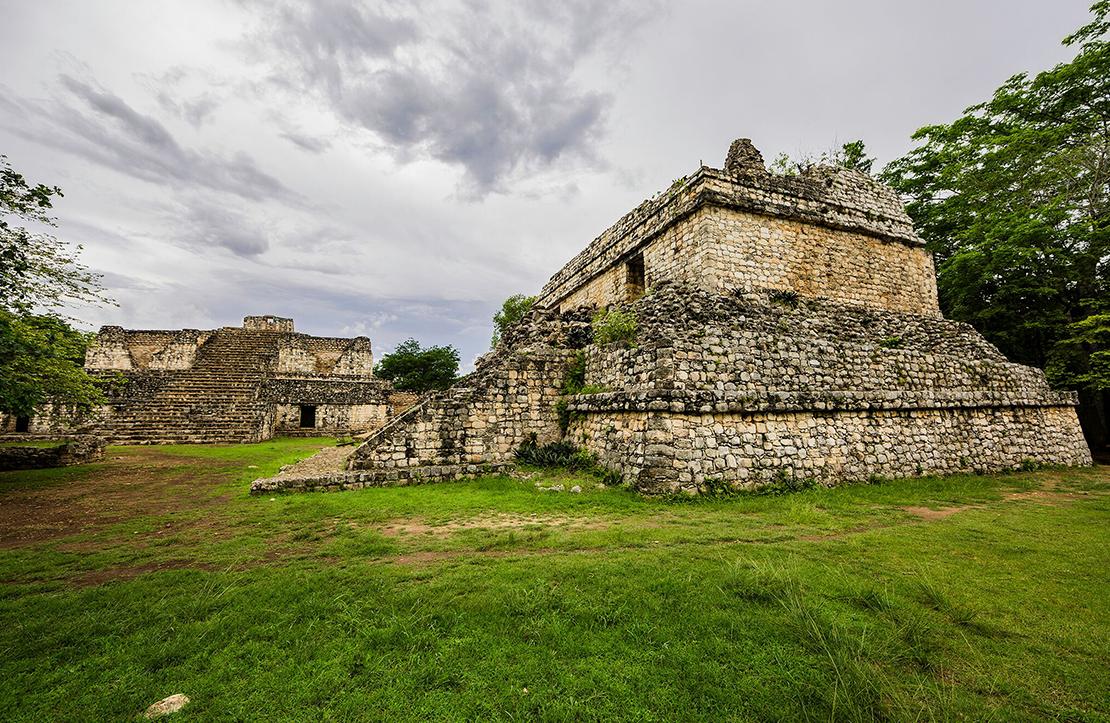 Tour Las Coloradas and Ek Balam  | Cancun City & Tours