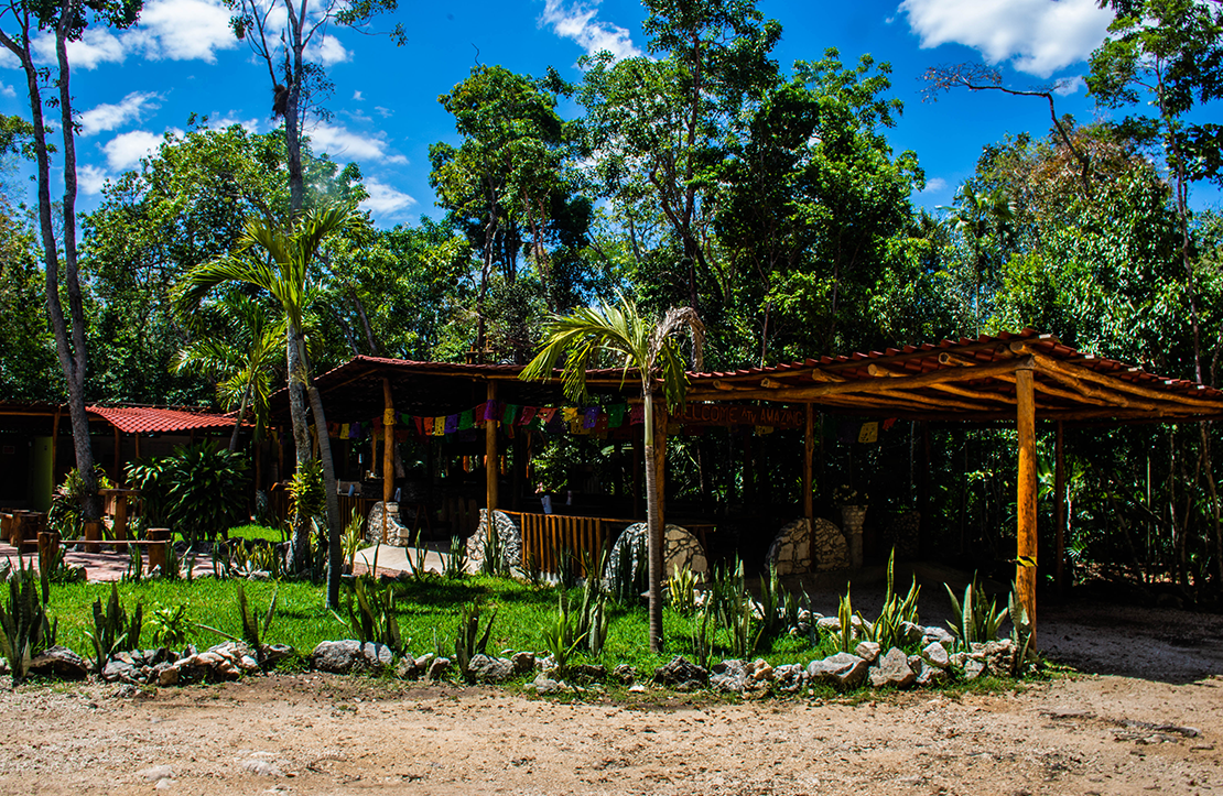 Combo 3x1 Atvs Shared, Horseback Riding and Cenote | Cancun City & Tours