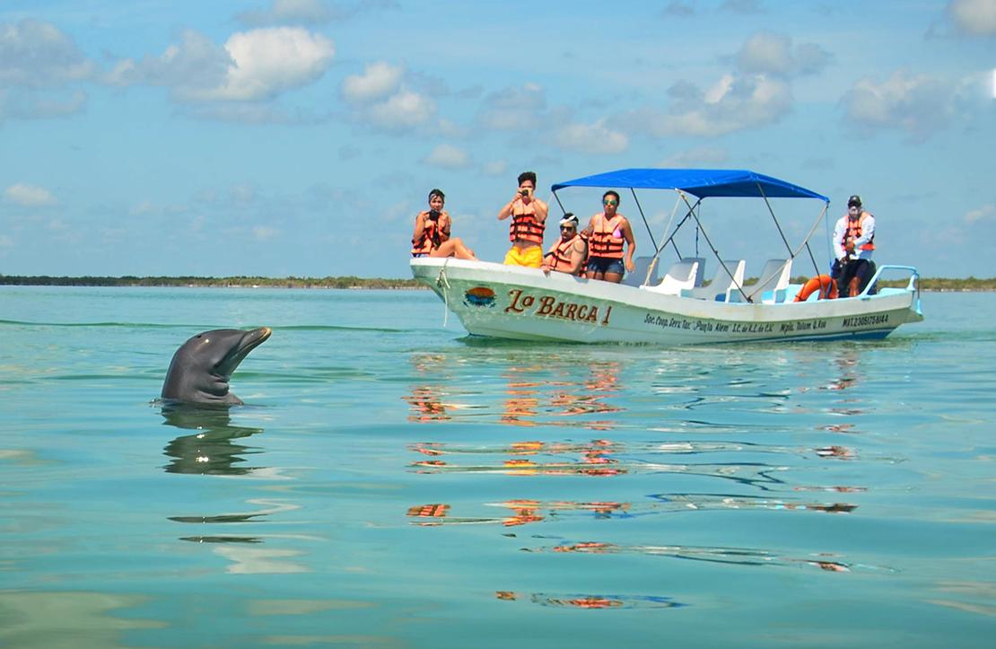 Tour Sian ka´an   | Cancun City & Tours