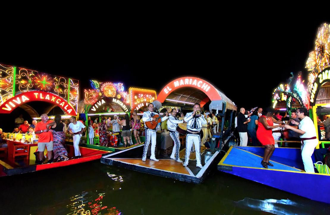 Tour Xoximilco  | Cancun City & Tours