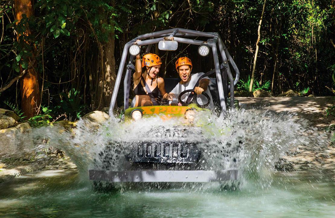 Entrada Xplor de Día  | Cancun City & Tours