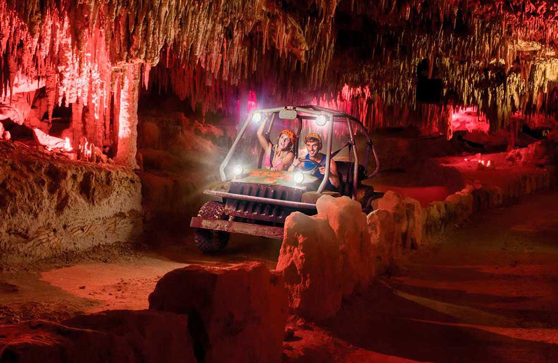 Entrada Xplor Fuego   Cancun City & Tours