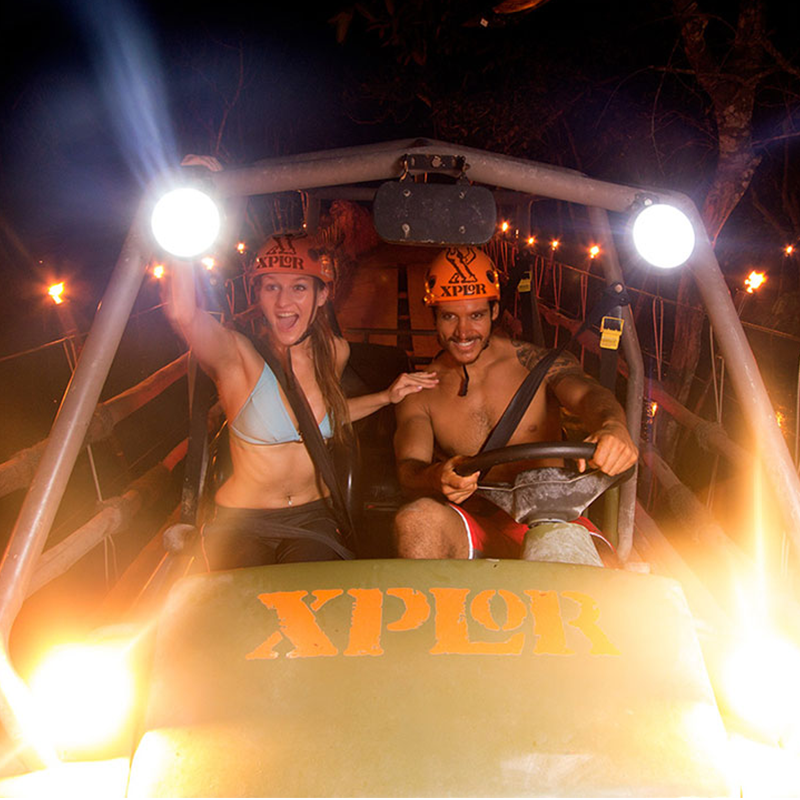 Entrada Xplor Fuego | Altus Tours Cancun