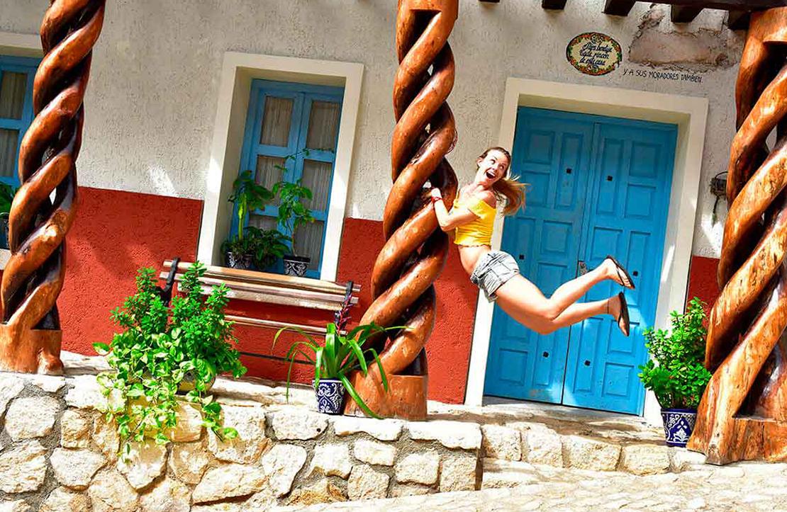 Entrada Xenses    Cancun City & Tours